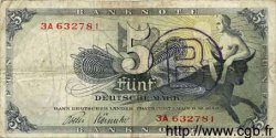 5 Mark ALLEMAGNE  1948 P.013f TB