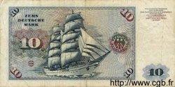 10 Mark ALLEMAGNE  1960 P.019 B+