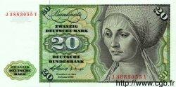 20 Deutsche Mark ALLEMAGNE  1960 P.020a NEUF