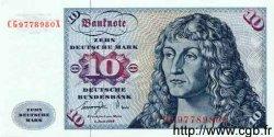 10 Deutsche Mark ALLEMAGNE FÉDÉRALE  1977 P.31b pr.NEUF