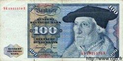 100 Mark ALLEMAGNE  1977 P.034b B+