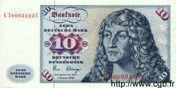 10 Mark ALLEMAGNE  1980 P.031c SPL