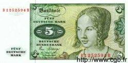 5 Mark ALLEMAGNE  1980 P.030b pr.NEUF