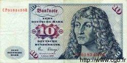10 Mark ALLEMAGNE  1980 P.031d TTB