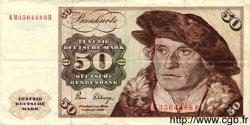 50 Mark ALLEMAGNE  1980 P.033d TTB