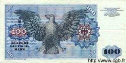 100 Mark ALLEMAGNE  1980 P.034d TTB