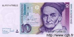 10 Mark ALLEMAGNE  1993 P.038c NEUF