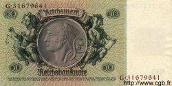 50 Deutsche Mark sur 50 Reichsmark ALLEMAGNE  1948 P.006 SUP+