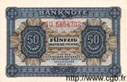 50 Deutsche Pfennige ALLEMAGNE  1948 P.008b NEUF