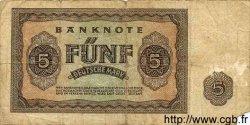 5 Deutsche Mark ALLEMAGNE  1948 P.011a AB