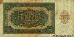 50 Deutsche Mark ALLEMAGNE  1948 P.013b TB