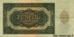 50 Deutsche Mark ALLEMAGNE  1948 P.013b TTB