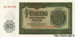 50 Deutsche Mark ALLEMAGNE DE L