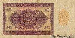 10 Deutsche Mark ALLEMAGNE  1955 P.018a TB+