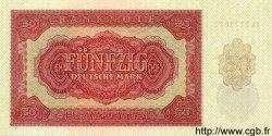 50 Deutsche Mark ALLEMAGNE  1955 P.020a NEUF