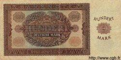 100 Deutsche Mark ALLEMAGNE  1955 P.021 TB