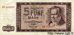 5 Mark ALLEMAGNE  1964 P.022 TTB