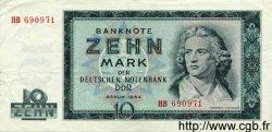10 Mark ALLEMAGNE  1964 P.023 TTB+