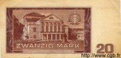20 Mark ALLEMAGNE  1964 P.024 TTB