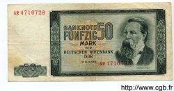 50 Mark ALLEMAGNE  1964 P.025 TB