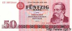 50 Mark ALLEMAGNE  1971 P.030a NEUF