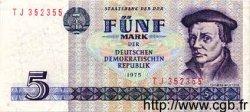 5 Mark ALLEMAGNE  1975 P.027b TTB+