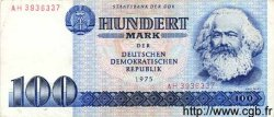 100 Mark ALLEMAGNE  1975 P.031a TB+