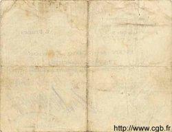 5 Francs ALLEMAGNE Chauny 1915 P.M04 TB