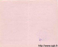 1 Franc ALLEMAGNE  1915 P.M06 SUP