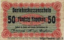 50 Kopeken ALLEMAGNE  1916 P.R121b TB+