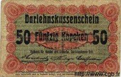 50 Kopeken ALLEMAGNE  1916 P.R121d pr.TB