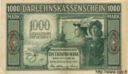1000 Mark ALLEMAGNE  1918 P.R134b TTB