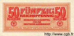 50 Reichspfennig ALLEMAGNE  1942 P.M35 TTB+