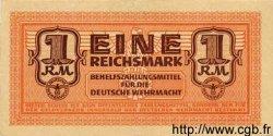 1 Reichsmark ALLEMAGNE  1942 P.M36 SPL