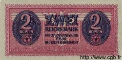 2 Reichsmark ALLEMAGNE  1942 P.M37 SUP