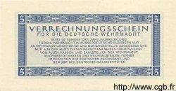 5 Reichsmark ALLEMAGNE  1944 P.M39 NEUF