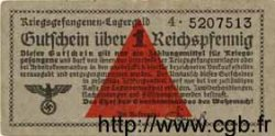 1 Reichspfennig ALLEMAGNE  1939 R.515 TTB