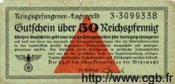 50 Reichspfennig ALLEMAGNE  1939 R.517 TB