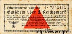 1 Reichsmark ALLEMAGNE  1939 R.518 TTB