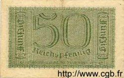 50 Reichspfennig ALLEMAGNE  1940 P.R135 TTB+