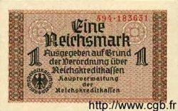 1 Reichsmark ALLEMAGNE  1940 P.R136 SPL