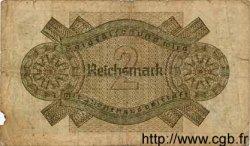2 Reichsmark ALLEMAGNE  1940 P.R137a B
