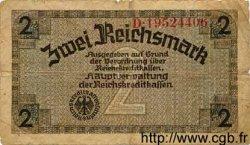 2 Reichsmark ALLEMAGNE  1940 P.R137b B+