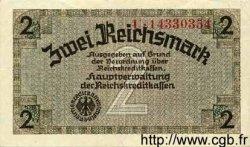 2 Reichsmark ALLEMAGNE  1940 P.R137b TTB+