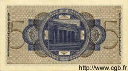 5 Reichsmark ALLEMAGNE  1940 P.R138a SPL