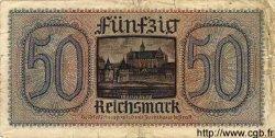 50 Reichsmark ALLEMAGNE  1940 P.R140 B+