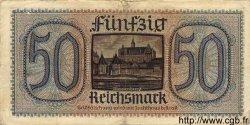 50 Reichsmark ALLEMAGNE  1940 P.R140 TB