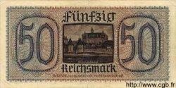 50 Reichsmark ALLEMAGNE  1940 P.R140 TTB+