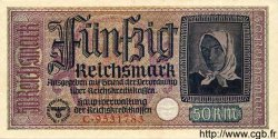 50 Reichsmark ALLEMAGNE  1940 P.R140 pr.NEUF