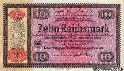 10 Reichsmark ALLEMAGNE  1934 P.208 pr.NEUF